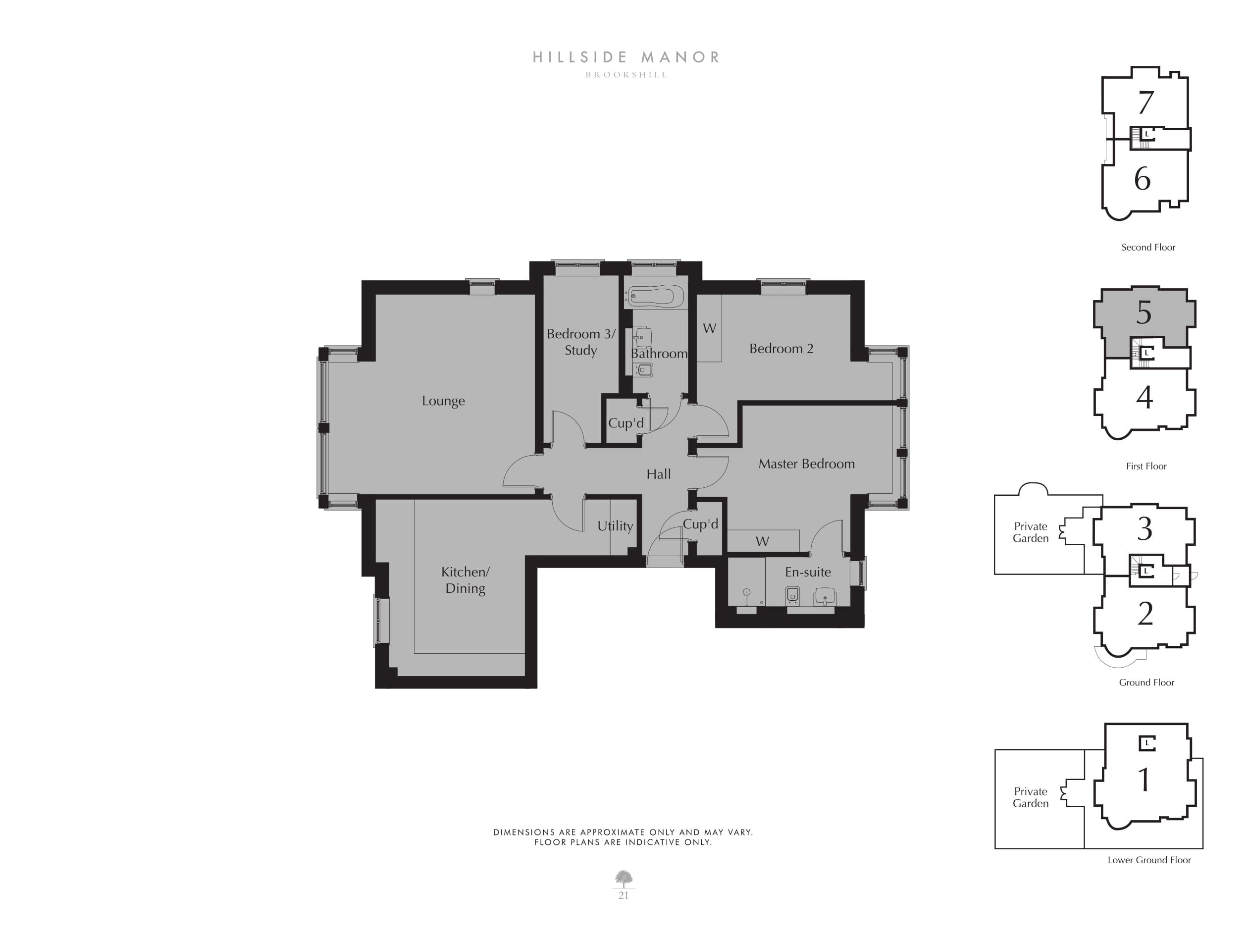 Hillside Floor Plans 28 Images House Plans Walkout
