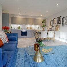 High Views Show Home Bushey
