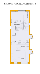 The Project - Grenville Place - Plot 7 floor plan