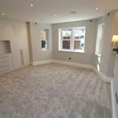 Bedroom - Kitchen  Area Charnwood Beechwood Avenue - New Home