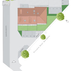 Primrose Court site plan