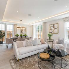 Living Area_Newland Heights_Watford Road_Radlett_New Home